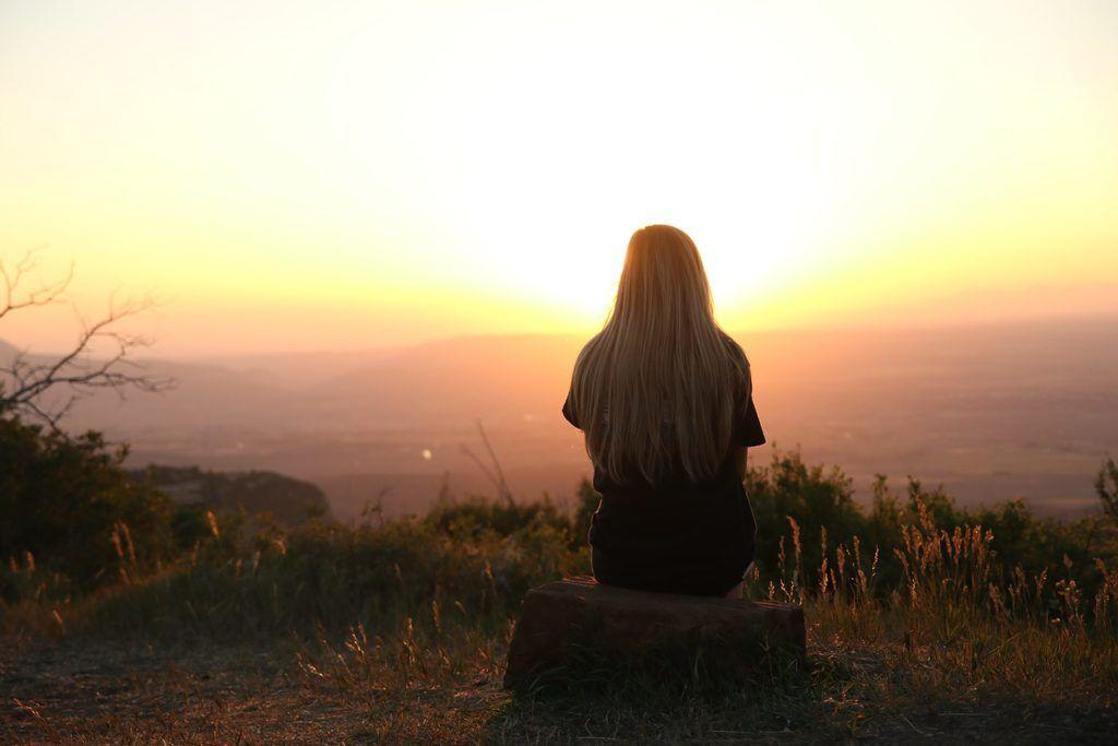 Un lever de soleil, le meilleur réveil !